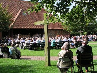 Walsingham Today and Tomorrow